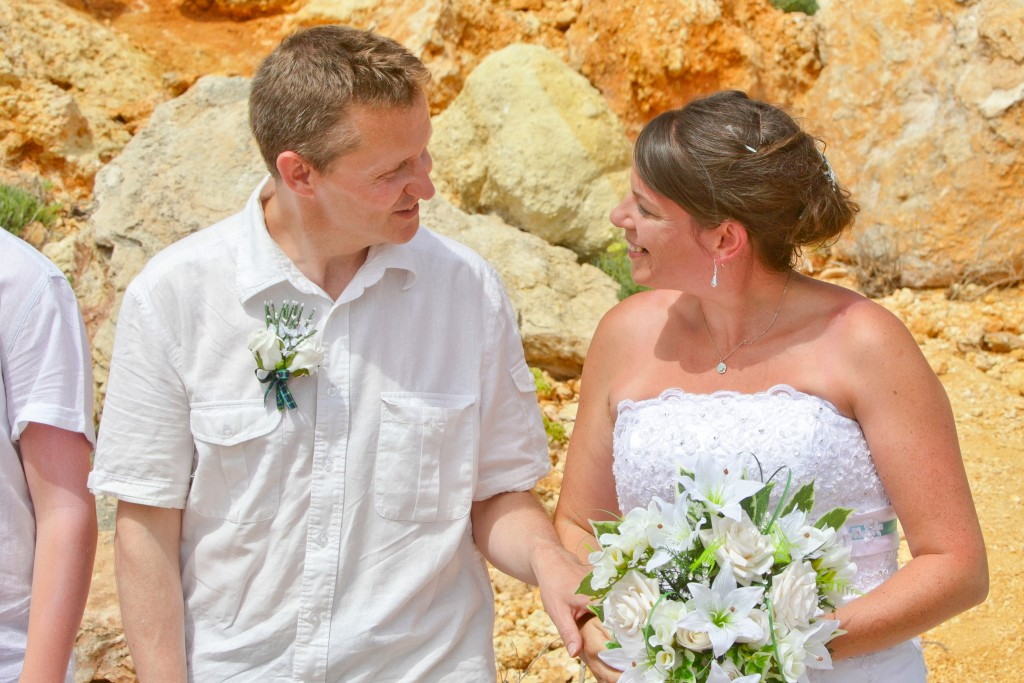 Renewal of Vows Ceremony, Algarve